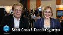 Scott Gnau & Tendü Yogurtçu | DataWorks Summit 2017