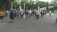 2017.07.09安倍政権に退陣を求める緊急デモ名古屋 遊軍カメラ