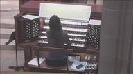 Sunset Organ Vespers - 6/18/2017 - organist: Leah Martin, minister: Rev. Jeremy Simons, cellist: Sar