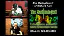 Jux Lii on The Marijualogist w' Richard Karr & Ikkor the Wolf 09-01-17