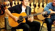 Fingerstyle Guitar with Joe Robinson