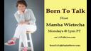 Share Hope USA on Born To Talk w' Marsha Wietecha 11-20-17