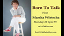 Share Hope USA on Born To Talk w' Marsha Wietecha 11-20-17