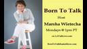 Athlete Anthony Free-Man on Born To Talk w' Marsha Wietecha 01-01-18