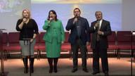 Grigore, Stiv, John, Lidia, Lucie, Ana, Iosif
