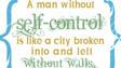 3/4/18 - Josh Allen - Challenge of Self-Control