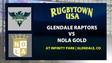 Glendale RAPTORS vs. NOLA GOLD