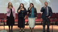 Cantari de lauda- Lidia, Siuta, Lucie, Gabi, John