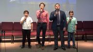 John Ursu si copii - Aleluia, Aleluia, Aleluia