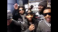 Did prod cuss or did he say dang???