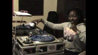 Erica P and DJ Dimepiece Live Studio Session - Put The Camera On Me Mixtape 1-26-11