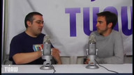 Macworld 2011: Mike Rose talking to Paul Kafasis
