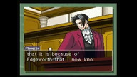Phoenix Wirght: Ace Attorney Justice For All Ending!