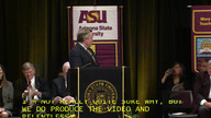 Regent Professor's Induction Ceremony, Class of 2018