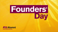 ASU Founders Day Awards