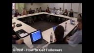 GRSM - April 28th How to get Followers