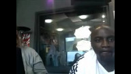 Akon Live Web Chat from JAM'N 94.5