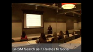 GRSM - Search as it Relates to Social