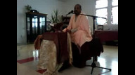 BV Tirtha Maharaja in LA 06/15/11 09:50AM