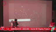Talk: Kawaguchi x LM3LABS x 3D Display Project