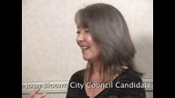 Joan Bloom, candidate for Edmonds City Council
