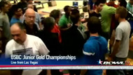 USBC Junior Gold Championships - Final shots and post event interviews