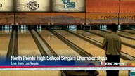North Pointe High School Singles Championships - Qualifying