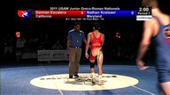 2011 Junior Greco-Roman 5th Place Matches