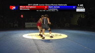 2011 Junior Greco-Roman 3rd Place Matches