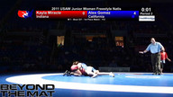 2011 Junior Women's Freestyle Finals