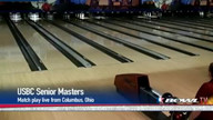 Ron Garr leaves a solid 8 pin to lose at Senior Masters