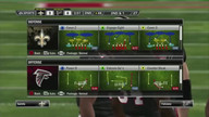 Madden NFL 12 Saints @ Falcons