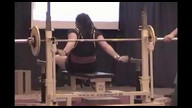 USAPL Raw Nationals women 67.5 & 75 kg Bench press