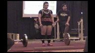 USAPL Raw Nationals women 67.5 & 75 kg Bench press & 90/100 kg sq