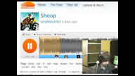 "Mule does the talkbox with emphoto2003 on ""Shoop"""