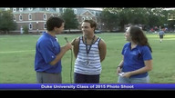 Duke Class of 2015 Photo Shoot
