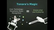 Tonara Startup Battlefield Presentation