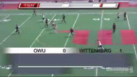Wittenberg Field Hockey vs. Ohio Wesleyan - 09/17/11 09:29AM