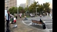 20110918 脱原発 新宿不当逮捕抗議デモ 大阪