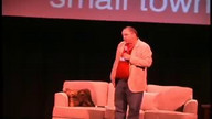 """Population 485"" to Eatstern Standard tribe"" Small Town becomes World Metropolis"