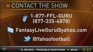 Y! Sports: Fantasy Football Live 10/02/11