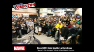 Stan Lee at New York Comic Con 2011!