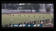 College Football: Fullerton College vs. Pasadena City College Pt. 1