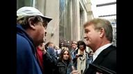 Michael Moore Speaks to a NYSE Rep for #Occupy