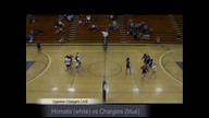 Volleyball: Hornets vs Chargers - Oct. 26, 2011