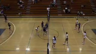 Volleyball: Hornets vs Chargers - Oct. 26, 2011 Game 4
