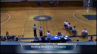 WC-Basketball: Rolling Bears vs Chargers - Oct. 29, 2011
