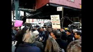 Arrests at &quot;Stop and Frisk&quot; Protest March
