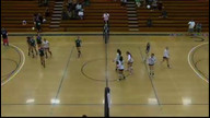 Volleyball: Rustlers vs Chargers - Nov. 4, 2011