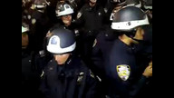Assault on Occupy Video Journalist Caught Live